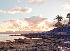 Beaches in Costa Teguise at a Glance