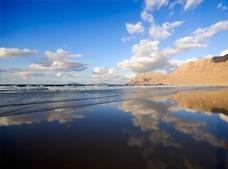 Beaches in Caleta De Famara