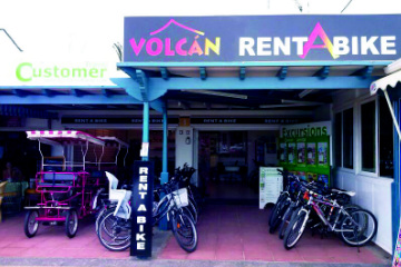 Volcan Rent a Bike