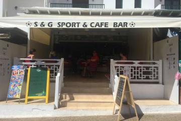 S & G Sports bar