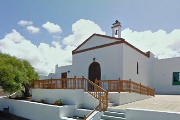 Church San Luis Gonzaga