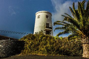 Windmill at Yaiza