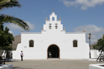 Church of San Antonio