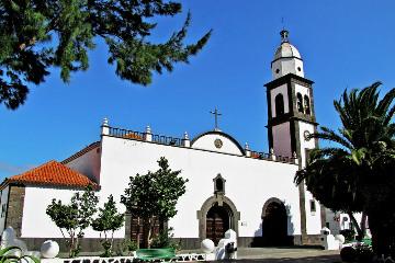 Church Matriz de San Ginés Obispo