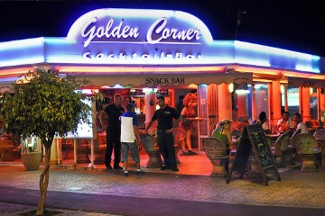 Golden Corner
