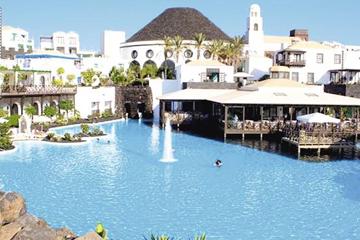 The Hotel Volcán Lanzarote