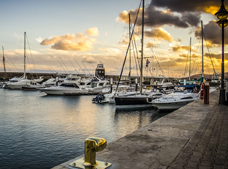Restaurants in Puerto Calero at a Glance