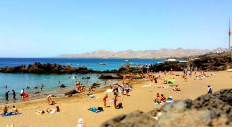 Canary Islands Weather - Yellow Alert