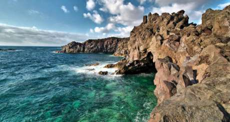 Los Hervidores, Strength And Beauty Of The Sea - Lanzarote ON