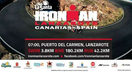 Ironman Lanzarote 2017 Pre- Event And Event Schedule