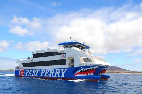 The New  Ferry Lanzarote Fuerteventura is here!